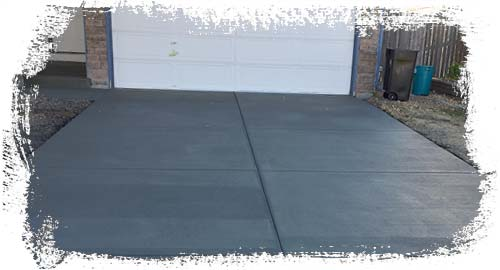 concrete driveways | commercial concrete contractor denver