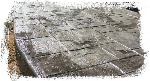stamped concrete | commercial concrete contractor denver